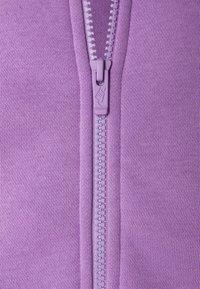 Nike Sportswear - CLUB HOODIE - Sweatjakke - violet star/white - 2