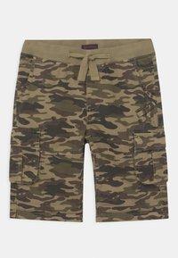 Lemon Beret - TEEN BOYS  - Shorts - camel - 2