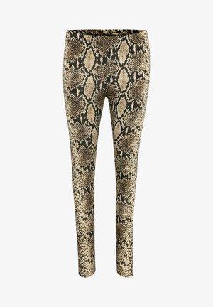 CUSEMIRA  - Leggings - Trousers - snake
