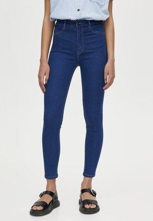SKINNY - Jeans Skinny - dark blue