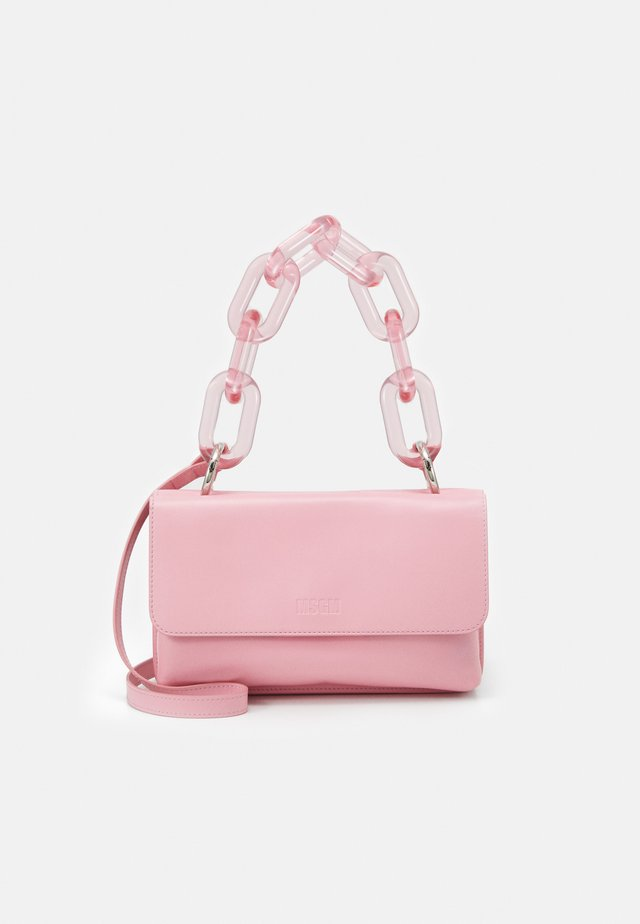 BORSA DONNA WOMANS BAG - Handtas - pink