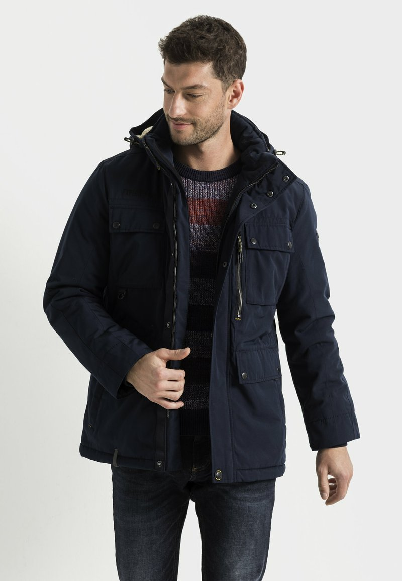 camel active - Winter jacket - navy