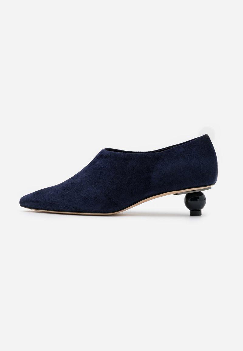 WEEKEND MaxMara - CARNIA - Ankle boots - nachtblau