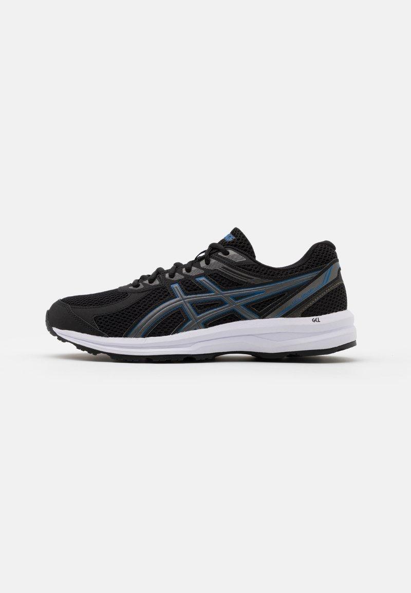 ASICS - GEL BRAID - Neutral running shoes - black/gunmetal