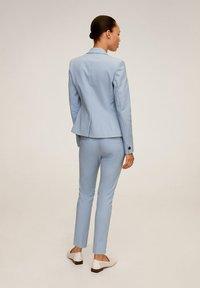 Mango - COFI7-N - Trousers - himmelblau - 2