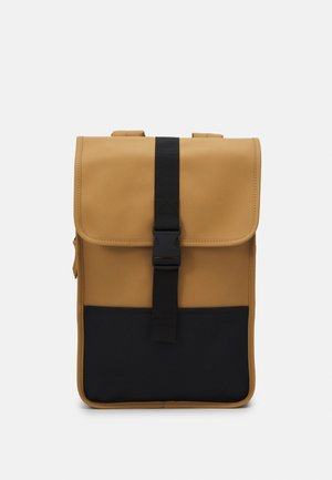 BUCKLE BACKPACK MINI - Mochila - khaki
