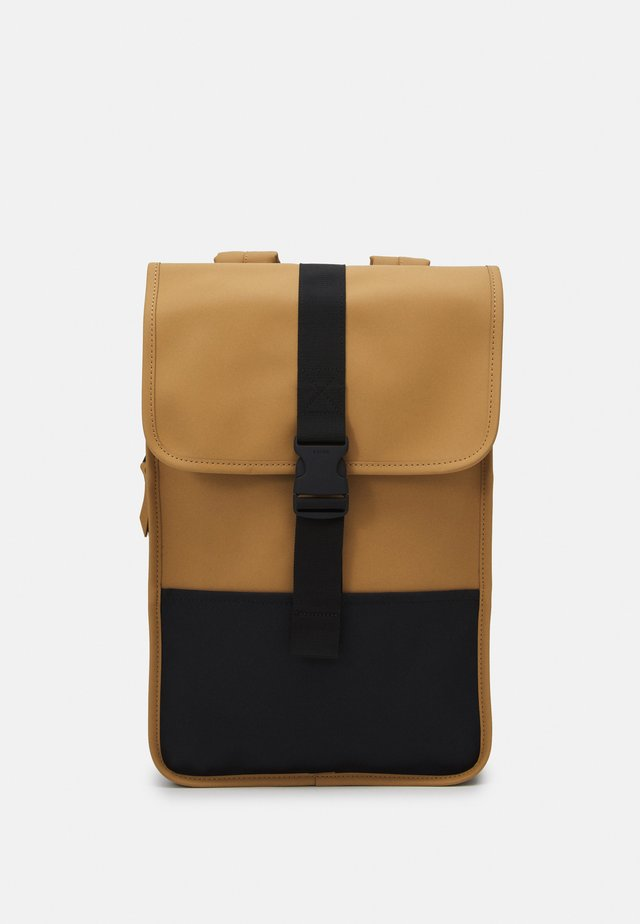 BUCKLE BACKPACK MINI - Zaino - khaki