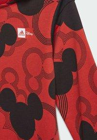 adidas Performance - DISNEY MICKEY MOUSE JOGGER - Tuta - red - 5