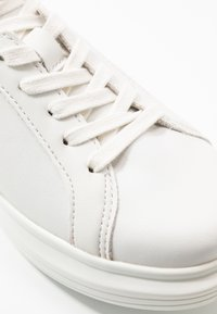 Guess - SALERNO II - Trainers - white - 5