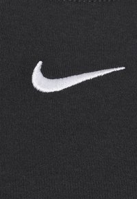 Nike Sportswear - SCOOP - T-Shirt basic - black/white - 6