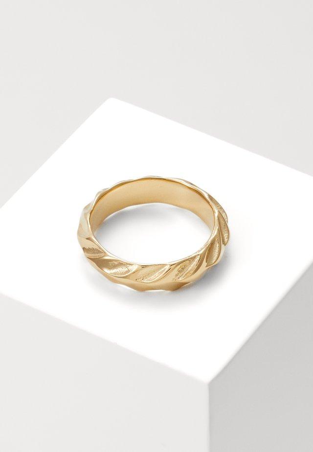 SERPENTINE UNISEX - Prsten - gold-coloured