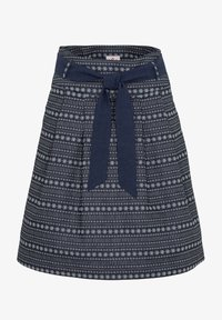 Spieth & Wensky - A-line skirt - dunkelblau - 6