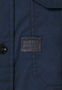 G-Star - POLICE SLIM SHIRT L\S - Shirt - sartho blue - 2