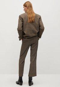 Mango - JAMES - Trousers - braun - 2