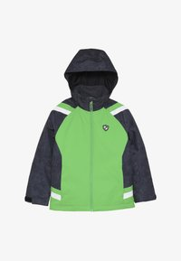 Ziener - AVER JUNIOR - Ski jacket - green - 4