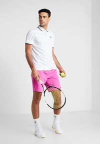 Nike Performance - Sports shirt - white/black - 1