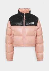 The North Face - SHORT JACKET - Down jacket - rose tan - 0