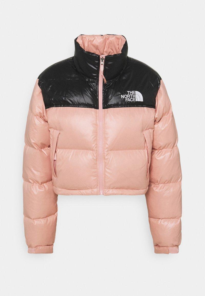 The North Face - SHORT JACKET - Down jacket - rose tan