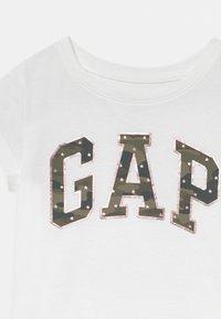 GAP - Print T-shirt - new off white - 2