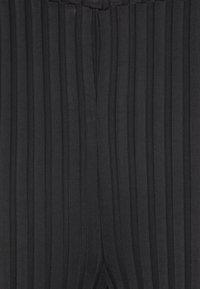 Libertine-Libertine - DRONE - Kalhoty - black - 2
