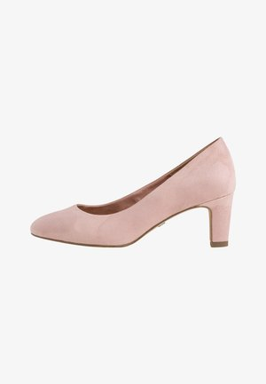 WOMS COURT SHOE - Klassiske pumps - pink