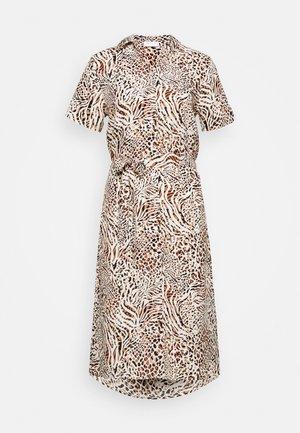 VIMASK DRESS MULTINA - Skjortekjole - birch/multina