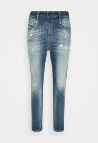 Diesel - FAYZA - Relaxed fit jeans - indigo - 4