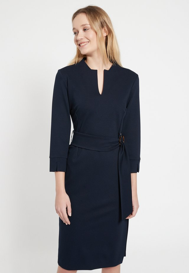 Shift dress - blau