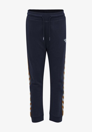 Tracksuit bottoms - black iris