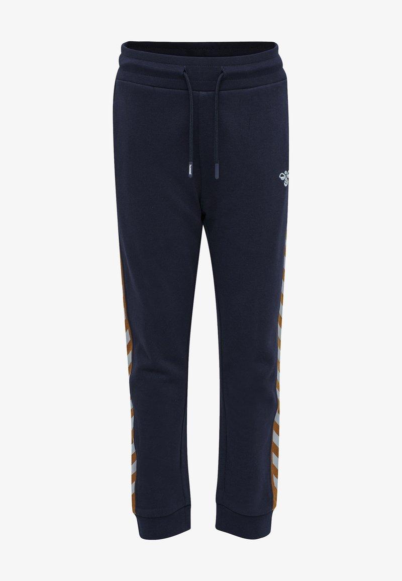 Hummel - Teplákové kalhoty - black iris