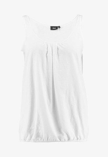VLOA - Top - bright white