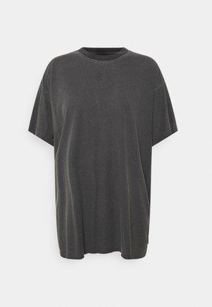 SAXE - T-shirt basic - stone black