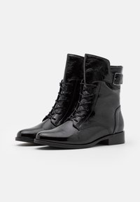 Gabor Comfort - Lace-up ankle boots - schwarz - 2