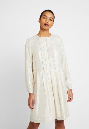 IRIS - Day dress - silver