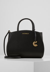 Coccinelle - CONCRETE HANDBAG - Handbag - noir - 1
