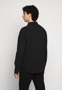 Filippa K - ZACHARY - Shirt - almost black - 2