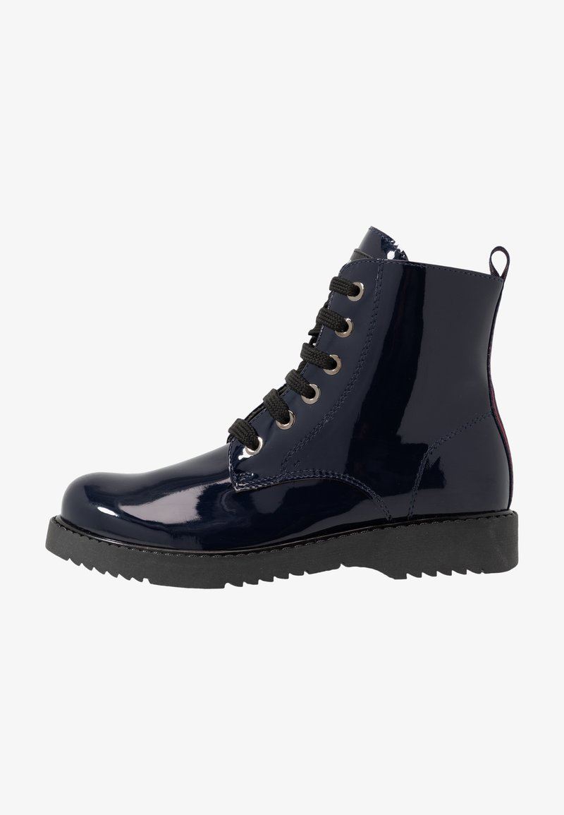 Tommy Hilfiger - Bottines à lacets - blue