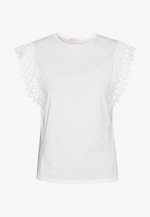 ULAYNA - Print T-shirt - ivory