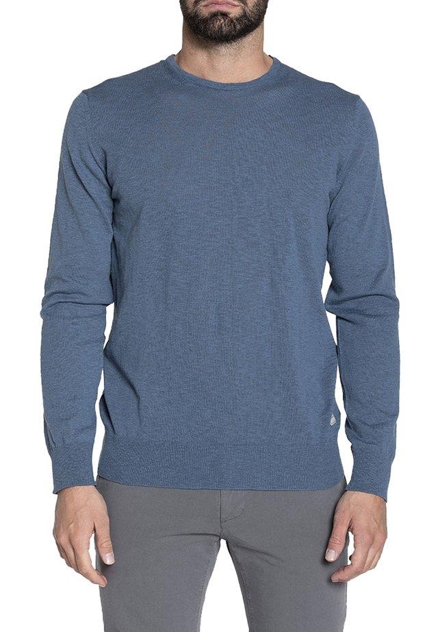 Maglietta a manica lunga - blu