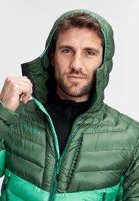 Mammut - BROAD PEAK  - Winter jacket - deep emerald-woods - 5