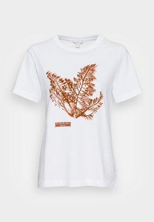 ARTWORK - T-shirt print - white