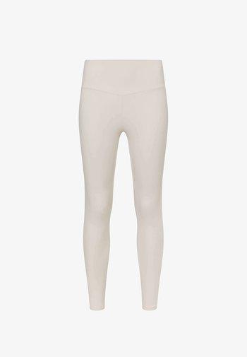 COMFORTLUX  - Leggings - white