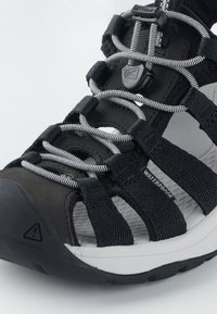 Keen - ASTORIA WEST  - Sandales de randonnée - black/grey - 5