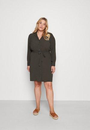 VMSAGA DRESS - Shirt dress - peat