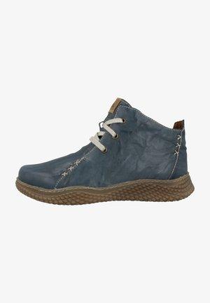 AMELIE  - Sznurowane obuwie sportowe - azur