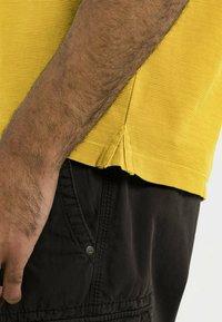 camel active - Print T-shirt - gold - 4
