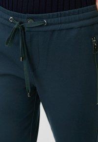 Marc O'Polo - Tracksuit bottoms - blue - 4