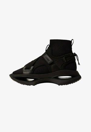 Sneakers hoog - noir
