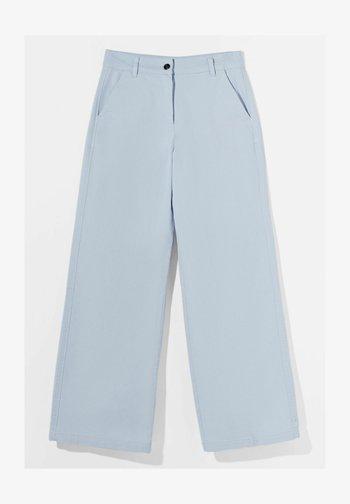Spodnie materiałowe