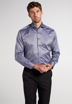 ETERNA LANGARM HEMD MODERN REGULAR FIT - Formal shirt - silbergrau